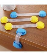 Kids Baby Care Safety Locks Cabinet Door - $13.98