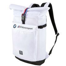 BMW M Motorsport Puma Roll Top Bag Utility Lifestyle Backpack 076897-01 image 6