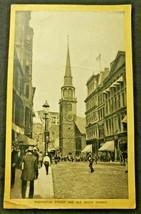 Antique Singer Sewing Co. Trade Card  'Washington Street - Boston Mass.' (B-1) - $14.99