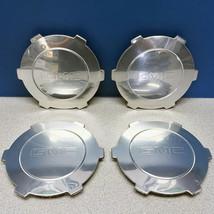"""ONE 2005-2006 GMC Yukon # 5242 17"""" Polished Wheel Center Caps GM # 9594521 SET/4 - $130.00"""
