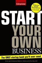 Start Your Own Business, Fifth Edition: The Only Start-Up Book You'll Ev... - $8.81