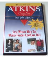 Deluxe Edition Atkins Complete Weight Loss DVD - $9.00