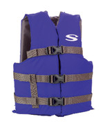 Stearns Classic Youth Life Jacket f/50-90lbs - Blue/Grey - $47.70