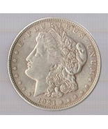 1921 Morgan Silver Dollar - $48.95