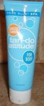 Tan DO Attitude Sunless Tanner For Body 4 oz True Blue Spa By Bath & Bod... - $14.99