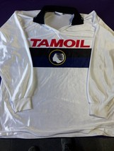 Old soccer Jersey maglia colections Atalanta Italy  90s Lotto - $58.41