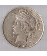 1923 Peace Silver Dollar - $39.00