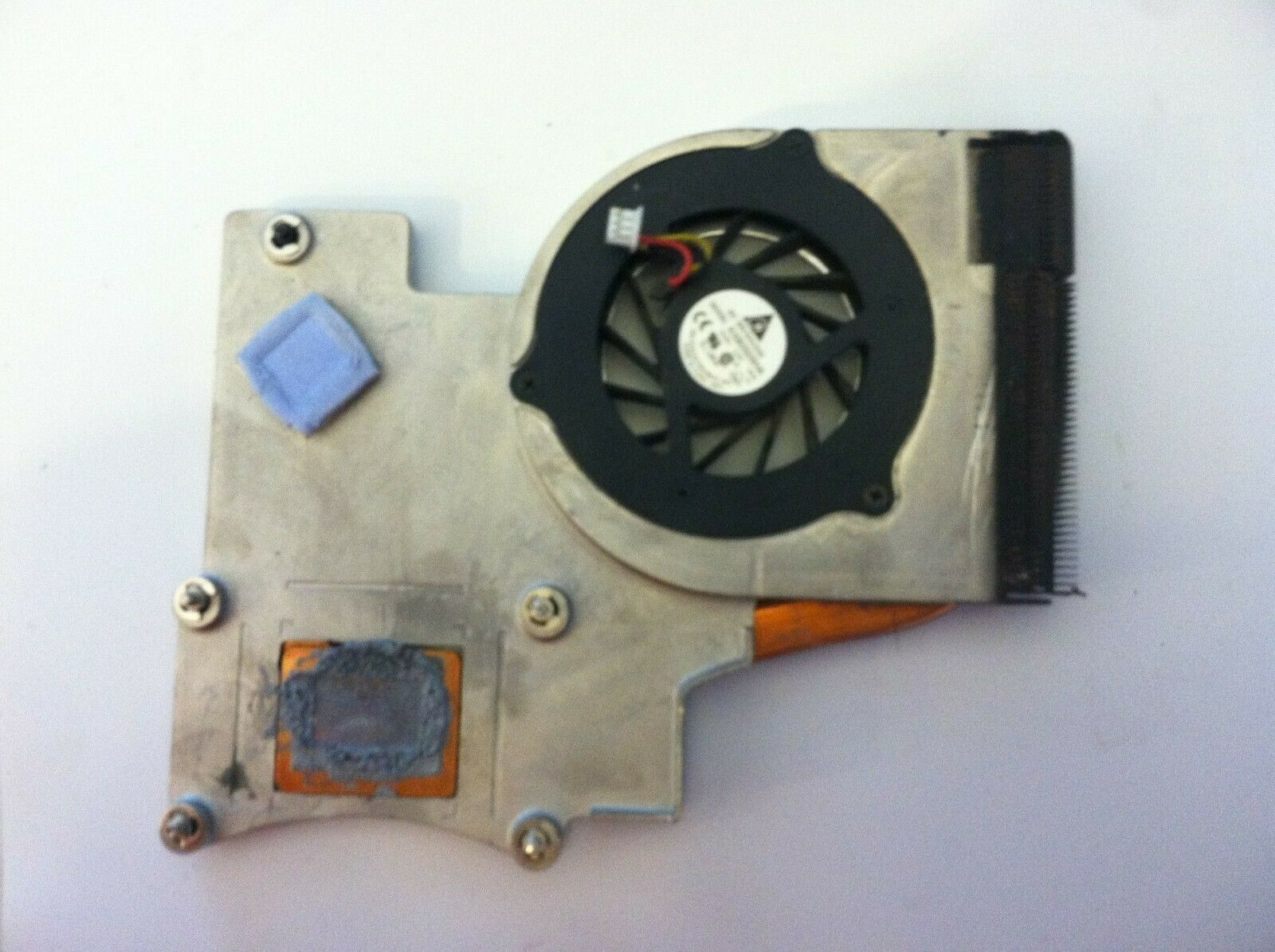 OEM HP PAVILION DV2000 DV2500 HEATSINK FAN LAPTOP 455843-001 60.4S602.001