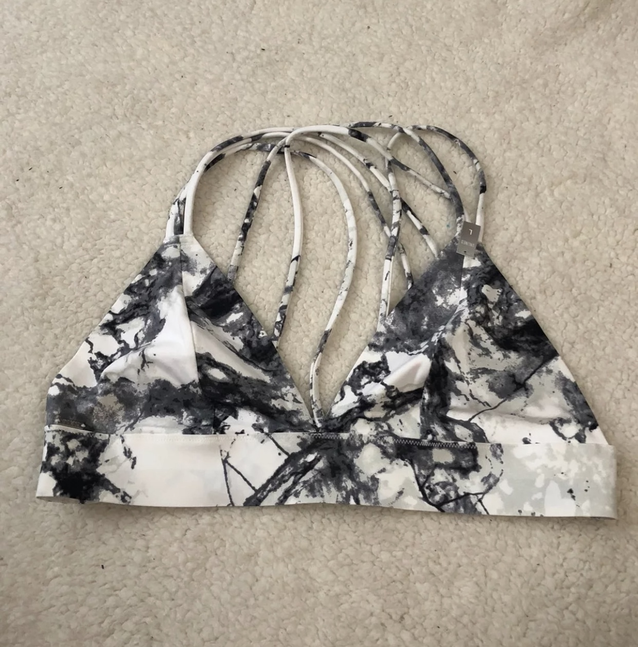 73cdcfc464444 PINK Bonded Bralette and 50 similar items