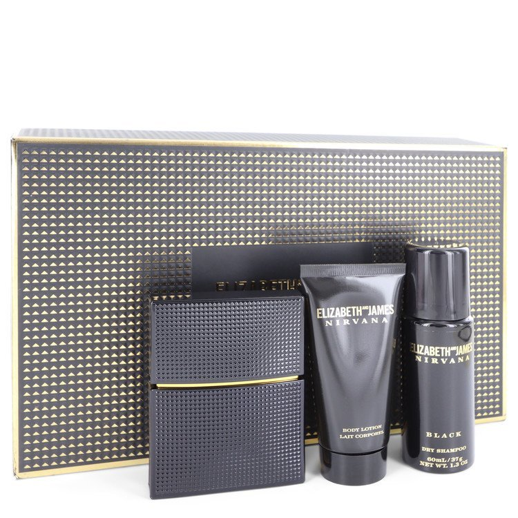 Primary image for Elizabeth and James nirvana Gift Set -- 1 oz Eau De Parfum Spray + 1.7 oz Body L