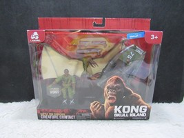 Kong Skull Island Flying Creature with Moveable Wings Collectible Set, New - $14.60