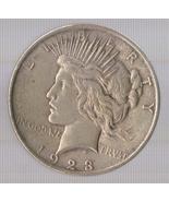 1923 Peace Silver Dollar - $35.00