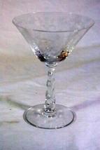 "Fostoria 1954 Mayflower Champagne/Tall Sherbet 5 1/2"" - $8.99"