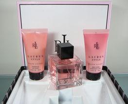 Ralph Lauren Style Perfume Spray 3 Pcs Gift Set image 1