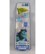 KIDdesigns Disney Pixar Monsters U In-Ear Scare & Wear EarBuds - New - S... - $31.34
