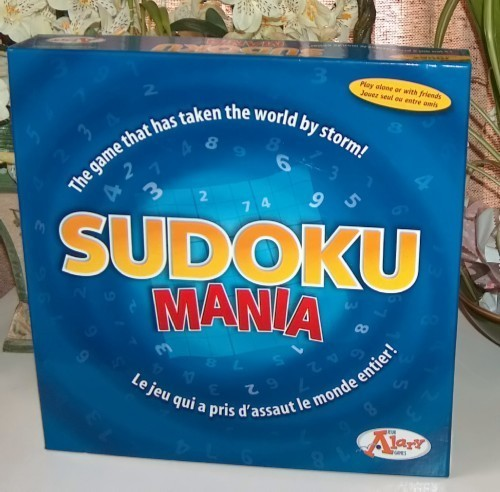 Primary image for Sudoku Mania Board Game