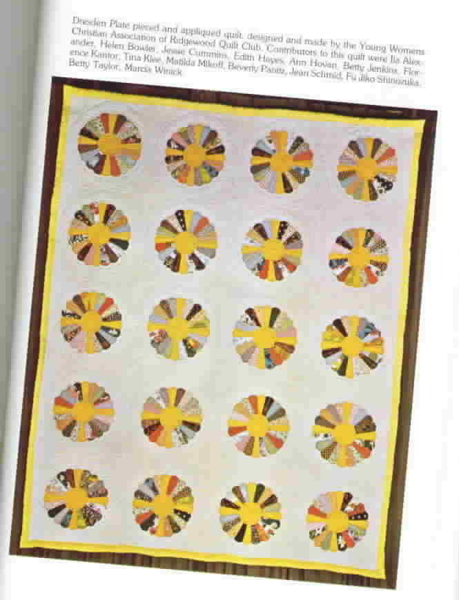 Vintage The Chilton Needlework Series The Quilting Primer