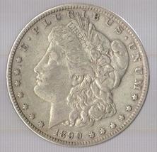 1890 Morgan Silver Dollar - $45.00