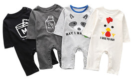 StylesILove Chic and Fun Character Infant Baby Boy Long Sleeve Cotton Ju... - $15.99