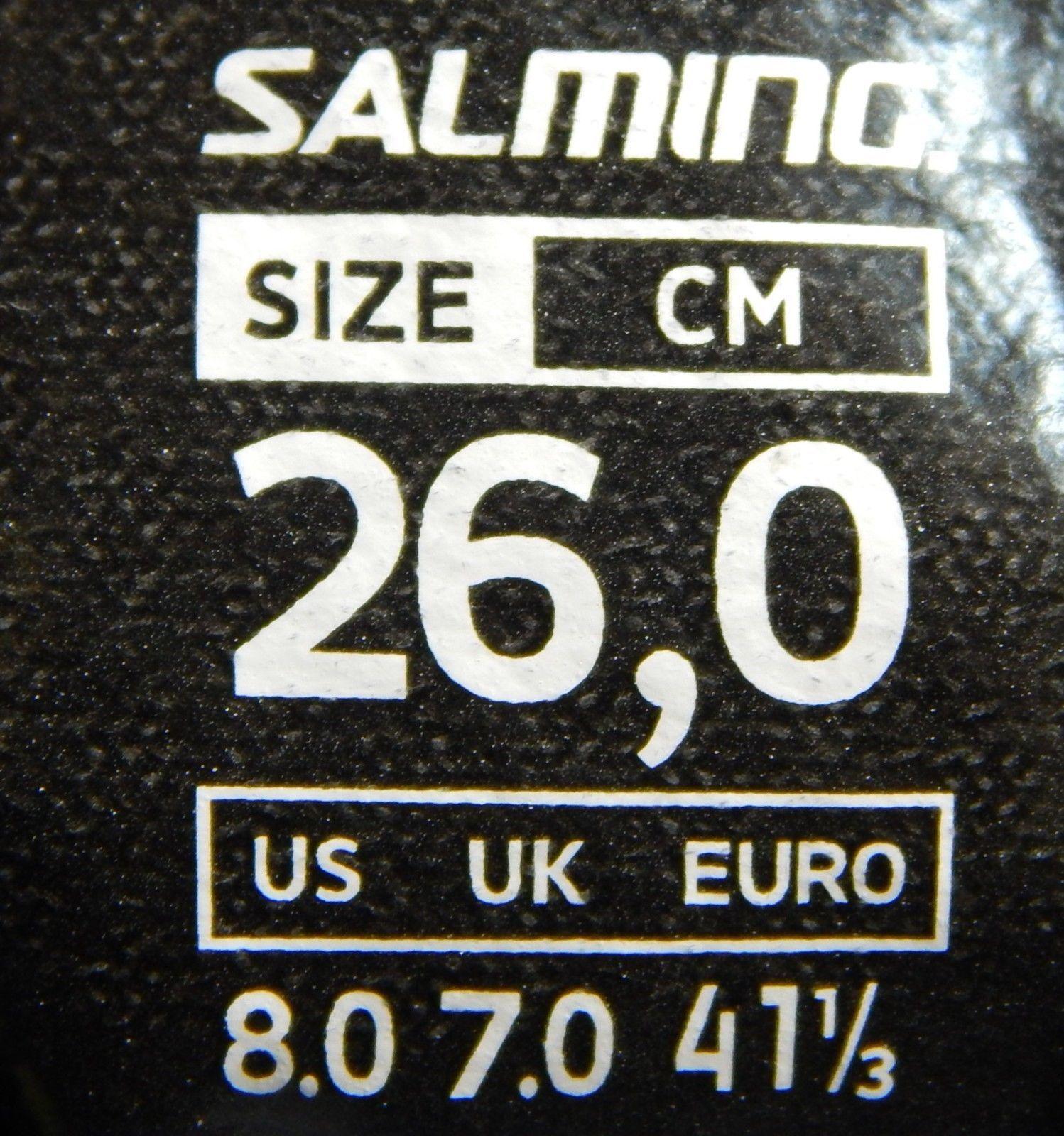 Salming Distance D1 Men's Running Shoes Size US 8 M (D) EU 41 1/3 Yellow 26 cm