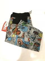 Disney Marvel Comics Mens Flannel Pajama Pants L New - $15.99