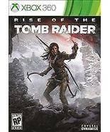 Rise of the Tomb Raider (Microsoft Xbox 360, 2015 New) Video Game - $26.09
