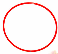 Neuf Ceinture Diable Rouge Shaker 5110, 5400 5410-00 Chat #30 Personnali... - $20.96