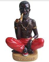 """12"""" Papa Candelo Statue Figurine Figure San Carlos Santeria Lucumi Elegua - $49.00"""