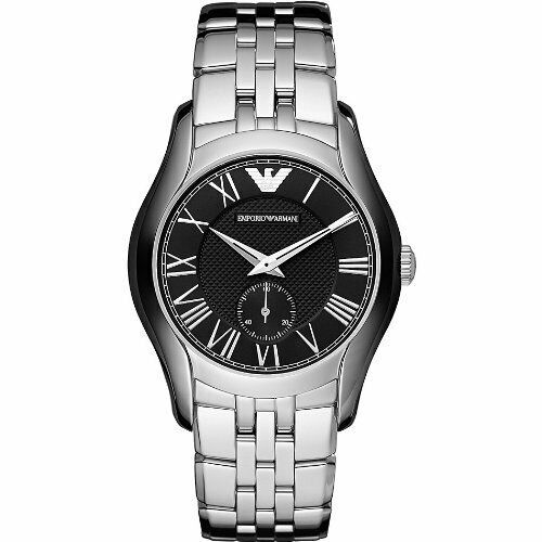 Primary image for Armani Classic Silver Watch AR1710 Mens Watch