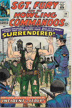 Sgt. Fury and His Howling Commandos Comic Book #30, Marvel 1966 VERY GOOD+ - $14.49