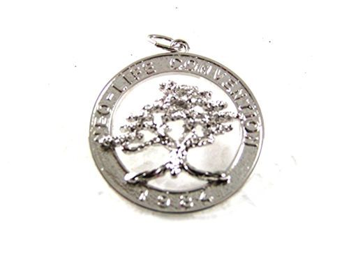 1984 Sterling Silver NEO-LIFE Convention Charm 6 26 2017