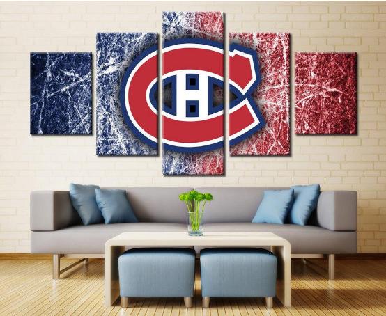 Montreal Canadiens Room Decor