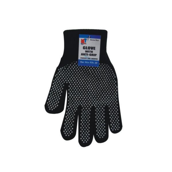 Case of [144] Men's Magic Gloves - Anti-Slip Grip