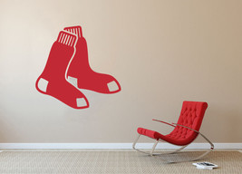 Boston Red Sox MLB Baseball Team Wall Decal Decor For Home Laptop Sports - $104.45