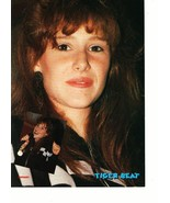 Tiffany teen magazine pinup clipping Tiger Beat rare 1980's clse Danny P... - $12.00