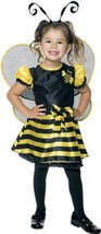 Paper Magic Bumble Bee Toddler with Wings Costume, 2T - $34.66