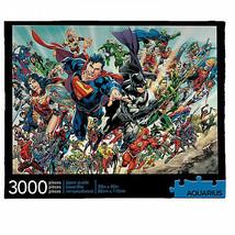 DC Cast Team Up 3000 Piece Puzzle Multi-Color - $45.98