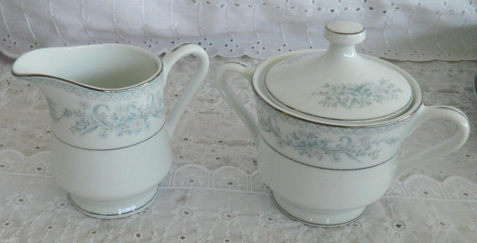Vintage Mikasa Dresden Rose L9009 Fine China and 50 similar items