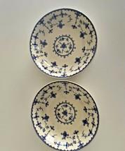 """Vintage  Blue Delft by Maruta Japan ~ Bowl ~ 8"""" ~ Set of 2 - $19.80"""