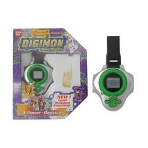 Bandai Digimon Tamers Digivice D-Power Version 1 Green D-Ark Terriermon with Box - $177.21