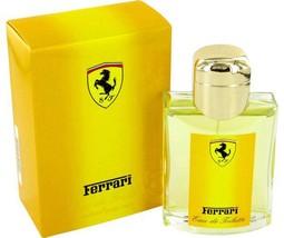 Ferrari Yellow Cologne 4.2 Oz Eau De Toilette Spray image 1