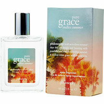 New Philosophy Pure Grace Endless Summer Edt Spray 2 Oz For Women - $62.10