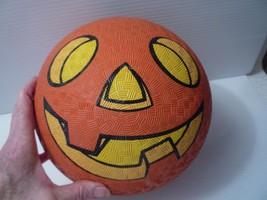 HALLOWEEN JACK-O-LANTERN Ball/Pumpkin BADEN SPORTS KICK BALL - £10.34 GBP