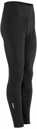 XL Louis Garneau Women's Training Pants Drytex 4000 Cycling Pant Black