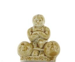 Wade Whimsie Miniature Porcelain Circus Strongman image 1