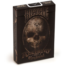 ALCHEMY II 1977 England Playing Cards - GOTHIC-inspired design - NEW - - $10.99