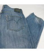 VTG Levis Silvertab Men Blue Denim Jeans Baggy W 36 L 30 ( Act 29) - $55.99