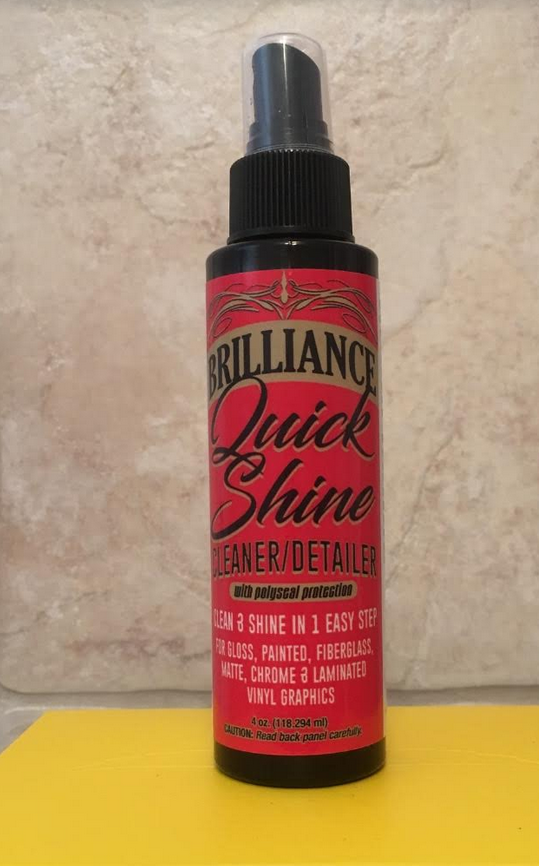 Primary image for Brilliance Quick Shine Cleaner/ Detailer