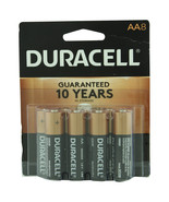 Duracell AA Batteries Pack of 8   - $11.96
