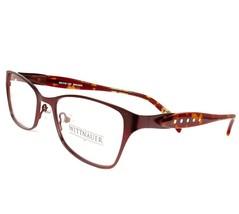 Wittnauer Elin Brown 50-18-140 Women Optical Eyeglasses Designer - $89.07